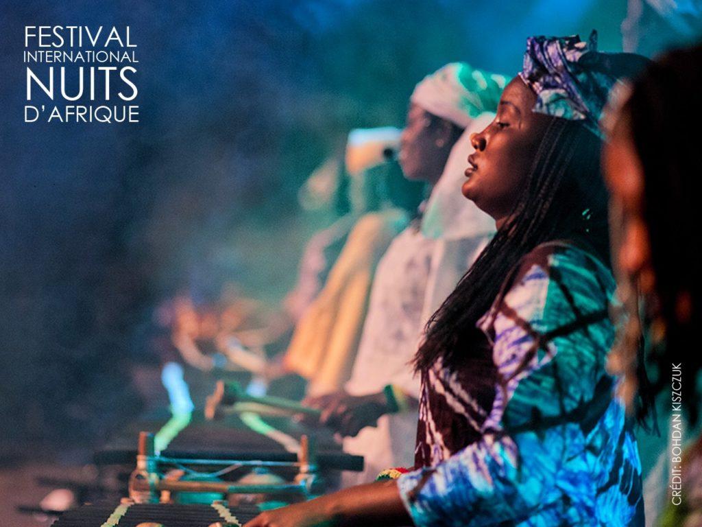 Nuits D'Afrique Festival