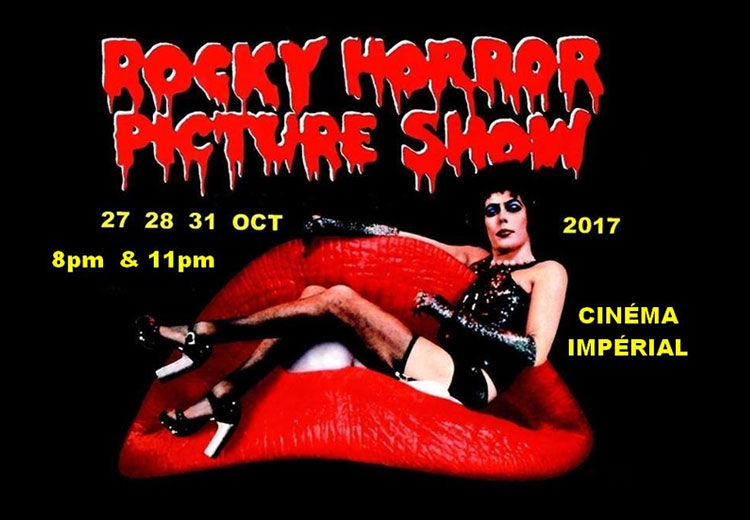 rocky horror picture show montreal