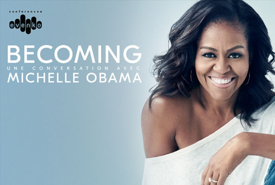 May Event Becoming: An Intimate Conversation with Michelle Obama