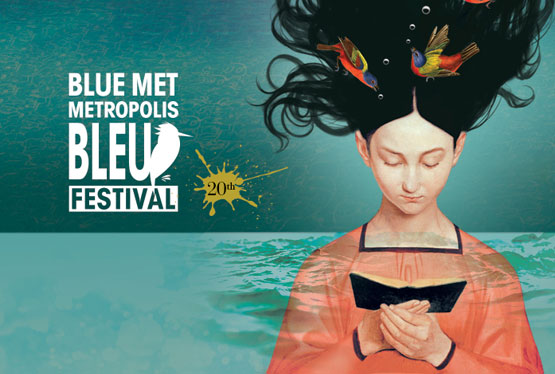 May Event Blue Metropolis International Literary Festival