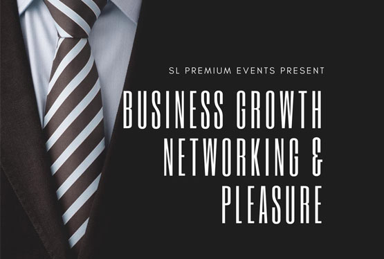May Event Business Growth, Networking & Pleasures