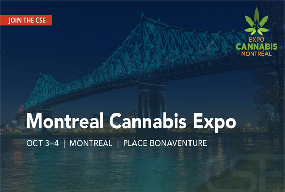 October Event Montreal Cannabis Expo