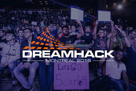 September Event DreamHack Montreal