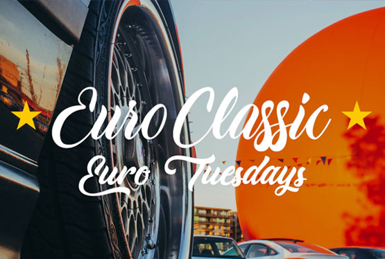 October Event Euro Classic Tuesdays