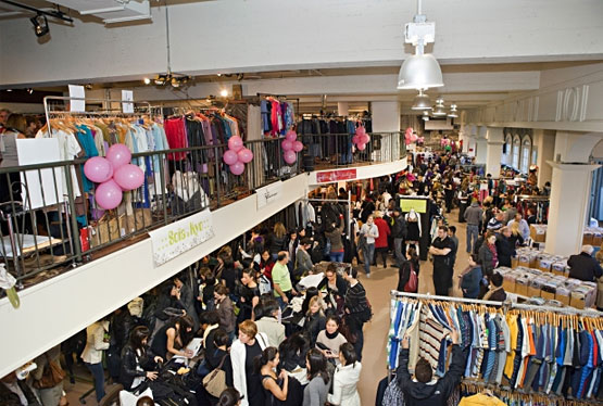 October Event The Big Fashion Sale by Quebec Designers