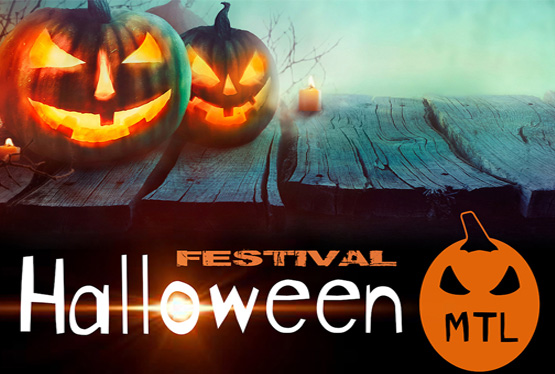October Event HALLOWEEN MTL FESTIVAL