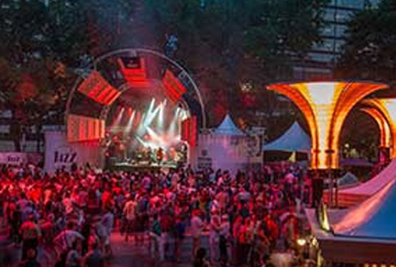 July Event Festival International de Jazz de Montréal