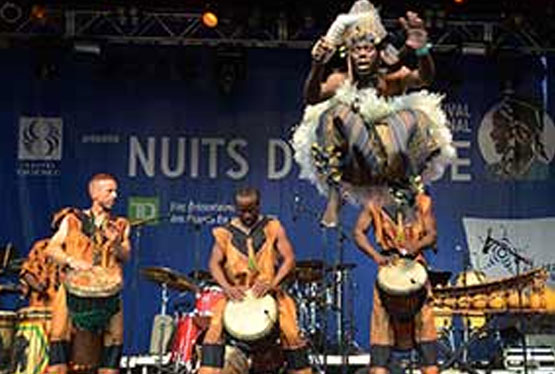 July Event Festival International Nuits d'Afrique