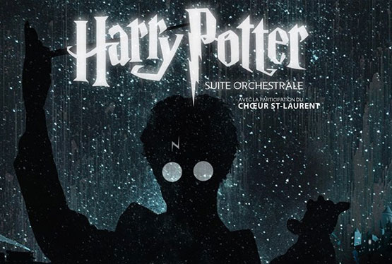 May Event Harry Potter Concert
