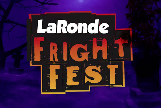 October Event La Ronde Fright Fest