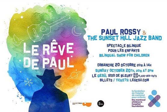 October Event Le Rêve de Paul