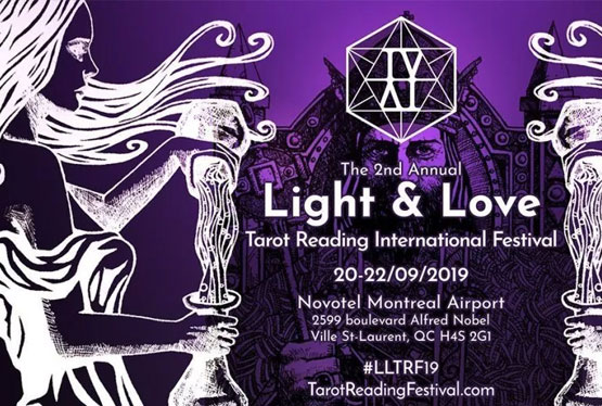 September Event The Inaugural Light & Love Tarot Reading Marathon