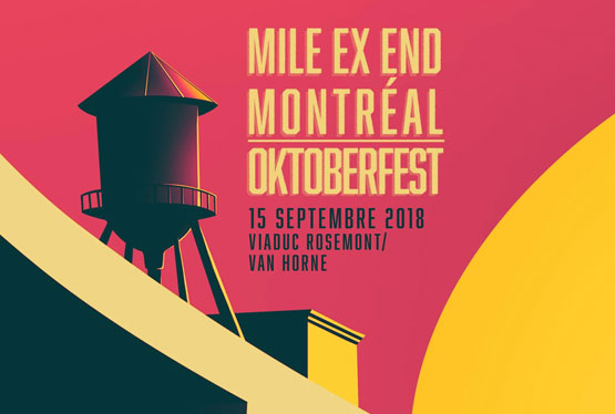 September Event Mile Ex End Montréal Oktoberfest