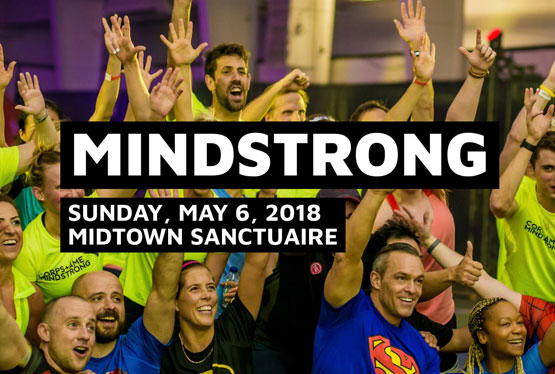 May Event Mindstrong 2018
