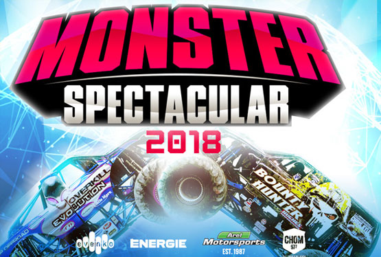 April Event MONSTER SPECTACULAR XXIV