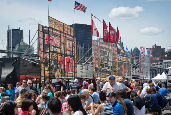 September Event Montréal Ribfest
