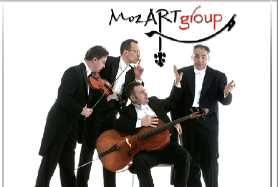 October Event MozART Group - in program: Mozart is still alive !