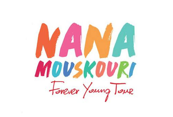 May Event Nana Mouskouri Forever Young Tour