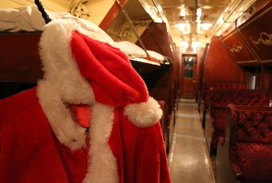 January Event Railway Christmas