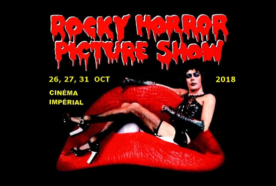 October Event The Rocky Horror Picture Show