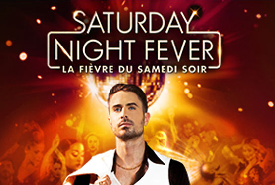 March Event Saturday Night Fever