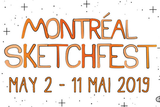 May Event Montreal Sketchfest