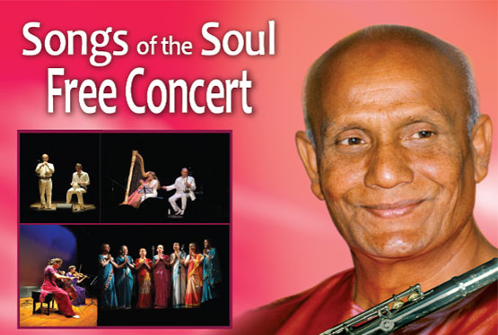 October Event Songs of the Soul (Free Concert)