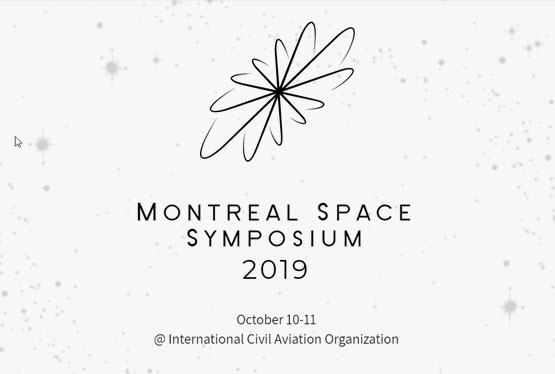 October Event Montreal Space Symposium