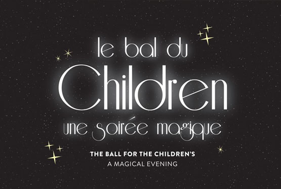 May Event The Ball for the Children's