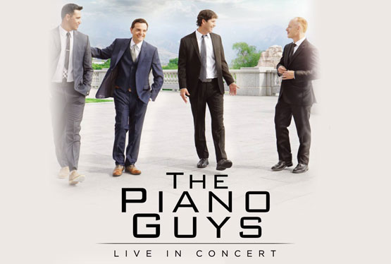 August Event The Piano Guys