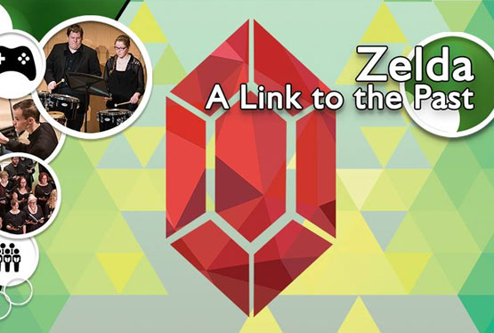 May Event Concert Zelda a Link to the Past