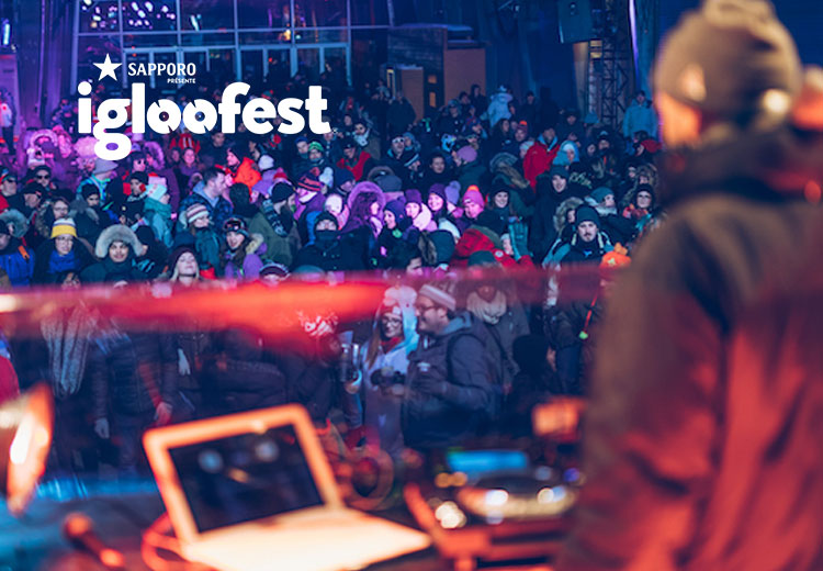 January Event Igloofest