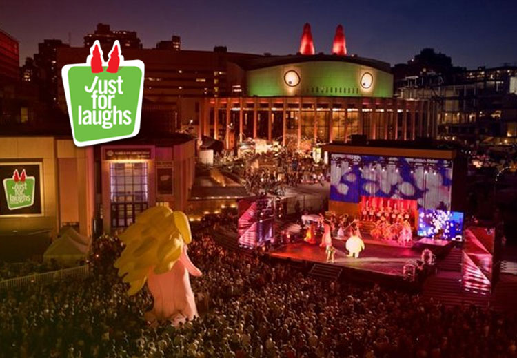 July Event Montreal Just For Laughs Comedy Festival