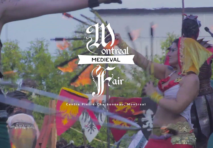 May Event Montreal Medieval Fair