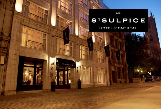 St-Sulpice Hotel