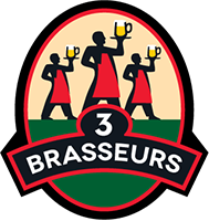 Les 3 Brasseurs Crescent in Montreal