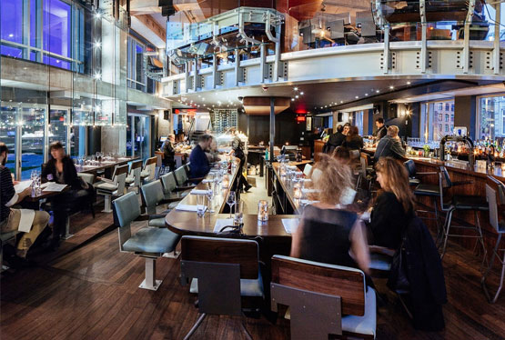 Notkins Oyster Bar Old Montreal
