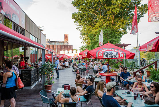 Terrasse St-Ambroise Pet Friendly Services in Montreal